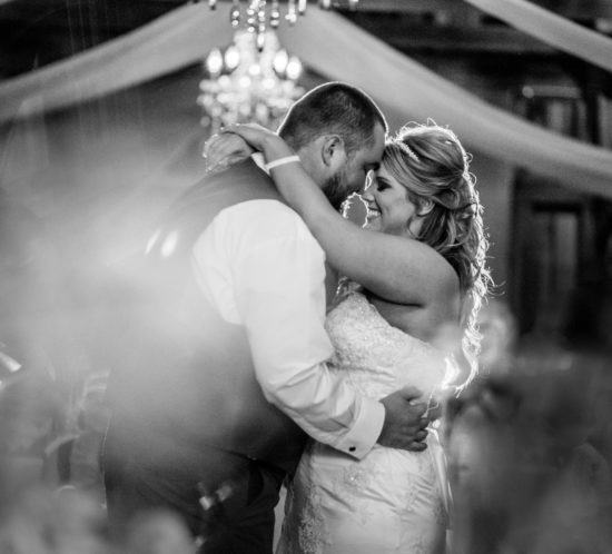 First Dance at Farmer & Frenchman Winery Kentucky